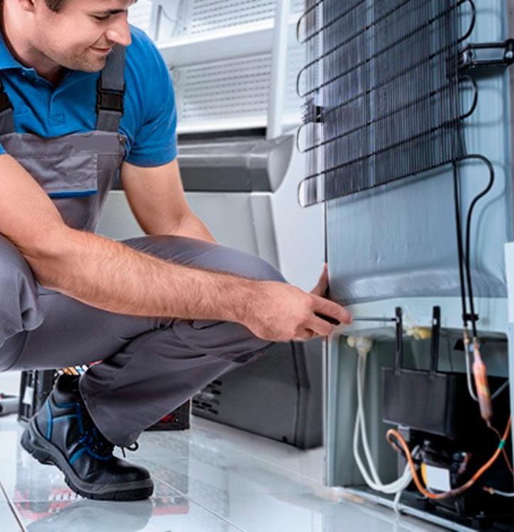 Mantenimiento correctivo de neveras y lavadoras